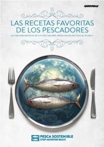 Las recetas favoritas de los pescadores